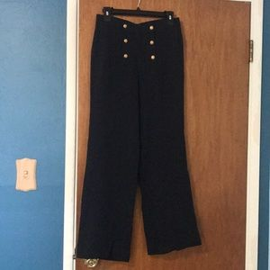 Sezane sailor pants